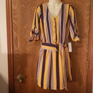 NWT  J For Justify dress